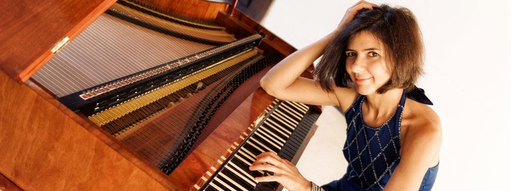 "MŰSORVÁLTOZÁS! Beethoven Fortepianón | Stefania Neonato (IT) zongoraművész koncertje<br>CHANGE OF PROGRAM! Beethoven on fortepiano | A concert by Stefania Neonato"" />                                     </div>                 <h2 class="